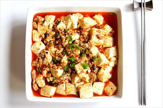Mapo Tofu | Recipe | Tofu Recipes, Tofu and Asian Recipes