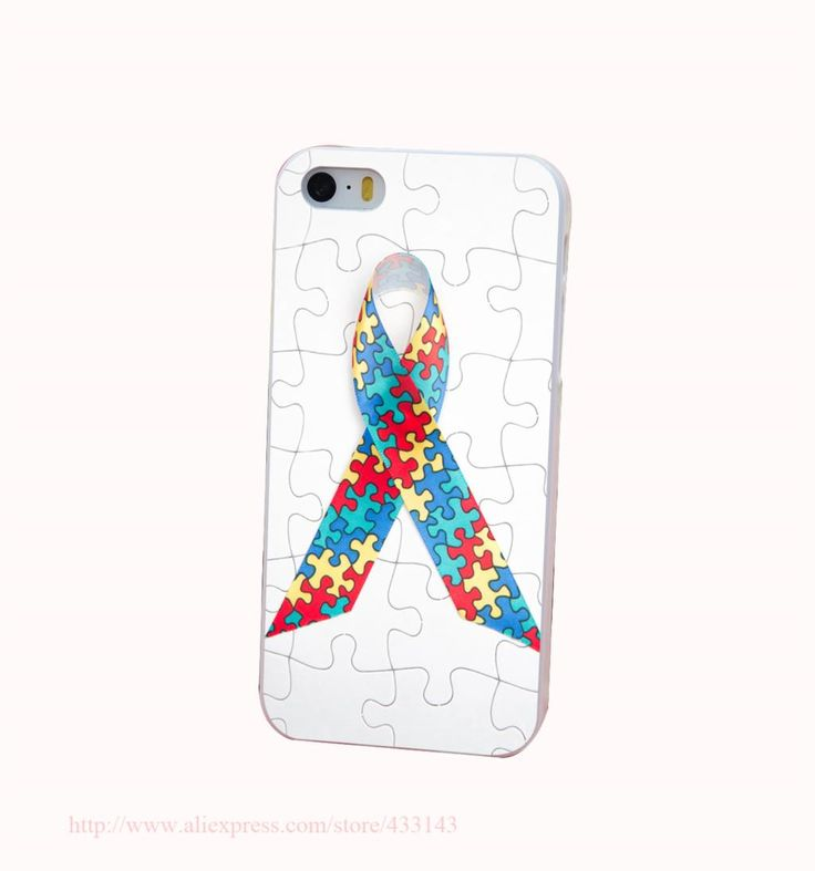 Puzzle Autism Awareness Hard White Cover Case for iPhone 4 4s 5 5s 5c 6 6s Protect Phone Cases -  http://mixre.com/puzzle-autism-awareness-hard-white-cover-case-for-iphone-4-4s-5-5s-5c-6-6s-protect-phone-cases/  #MobilePhoneBagsCases