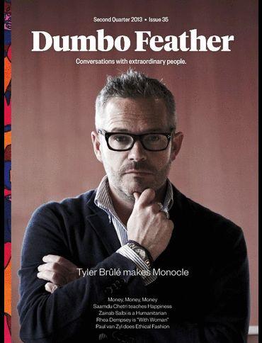 Dumbo Feather Magazine 4.50/issue
