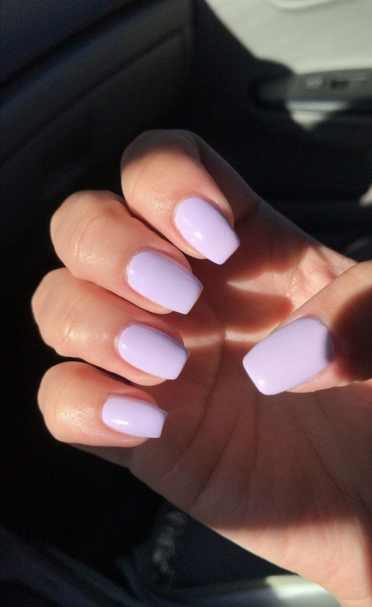 Simple Summer Acrylic Nails : simple, summer, acrylic, nails, Short, Summer, Acrylic, Nails, Ideas, Designs,, Nails,