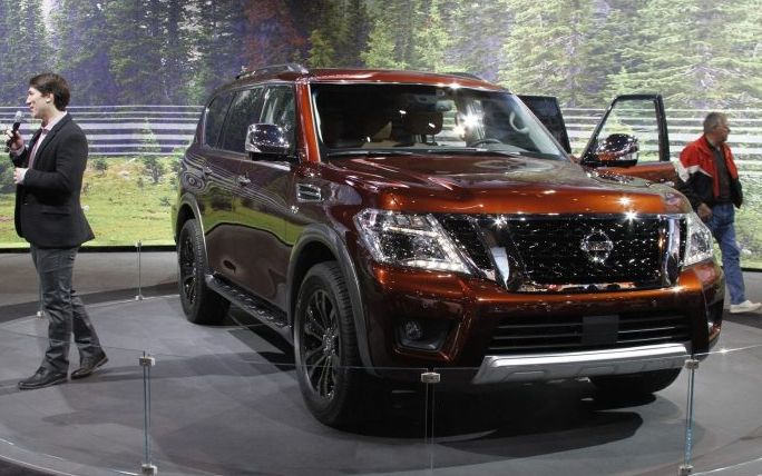 Nissan Diesel 2020 Concept And Review In 2020 Nissan Patrol Nissan Suv