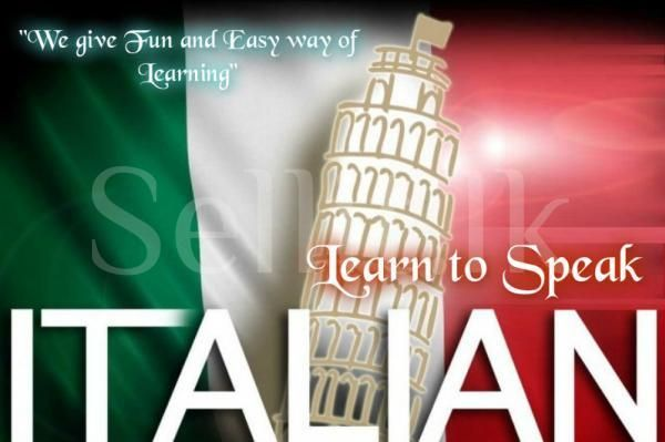 ITALY LANGUAGE - For Studies