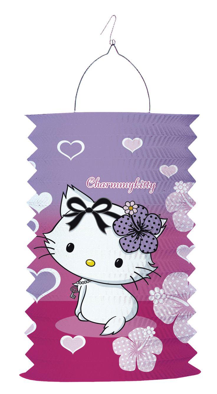 Charmmy Kitty lampion 28cm | BALONKY .CZ
