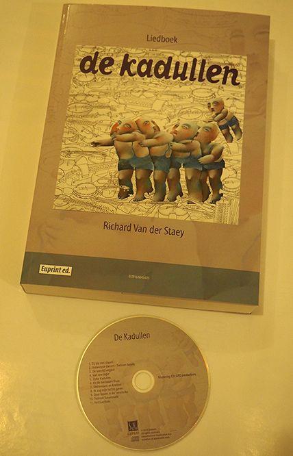 Wandel doorheen de Vlaamse volksmuziek met het Liedboek van De Kadullen   Mechelen Blogt