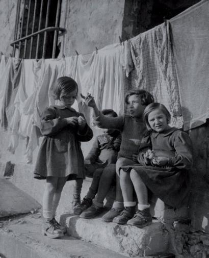 Willy Ronis, Marseille 1946