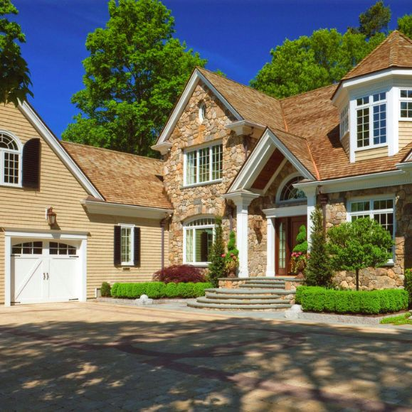 Exterior Paint Colors Stucco House Choosing For The: Top 25+ Best Brown Roofs Ideas On Pinterest
