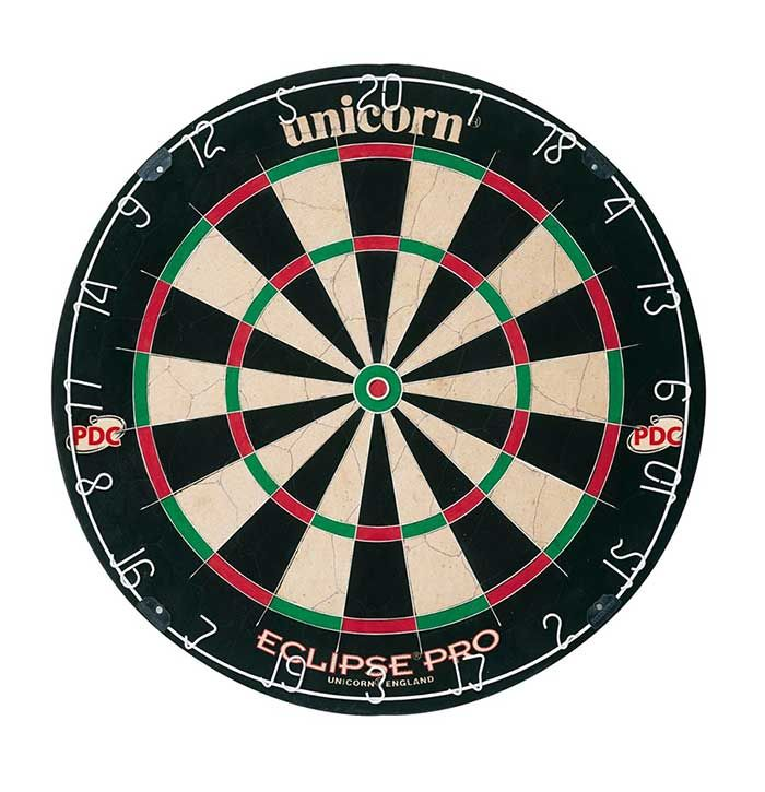 Unicorn Eclipse Pro Dart Board one of the best dartboard found in market. Quality of this Product is undoubted top notch