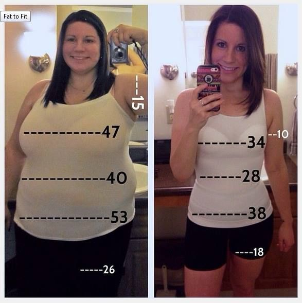 difference....this young lady was READY...are you? WEIGHT-LOSS ...
