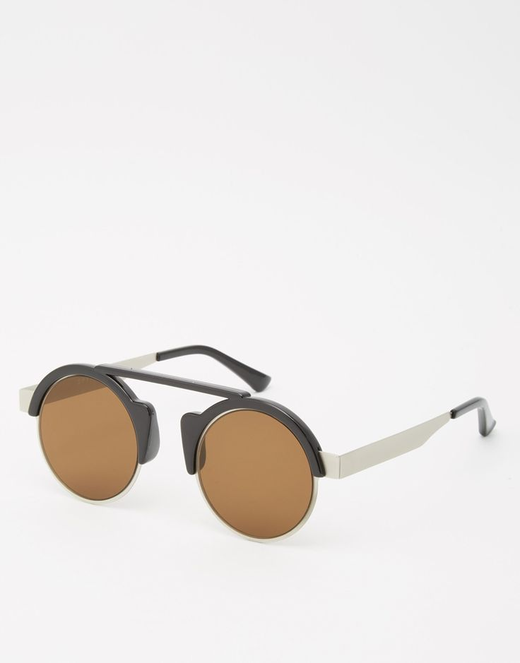 Spitfire+Off+World+Round+Sunglasses