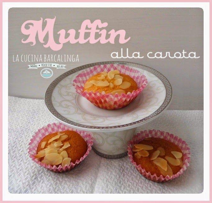 Gluten free Muffin alla carota