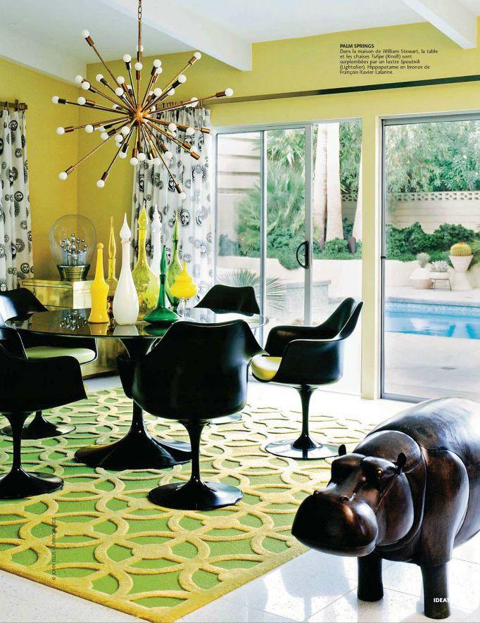 193 best palm springs images on pinterest retro art for Modern home decor palm springs