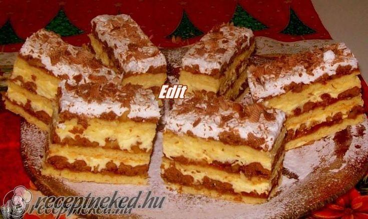 10 krémes süticsoda karácsonyra - Receptneked.hu - Kipróbált receptek képekkel