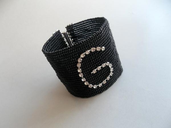 Harringbone  bracelet.