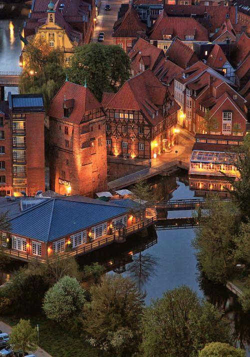 Lüneburg (Niedersachsen). http://www.alltours.de/urlaub/deutschland/