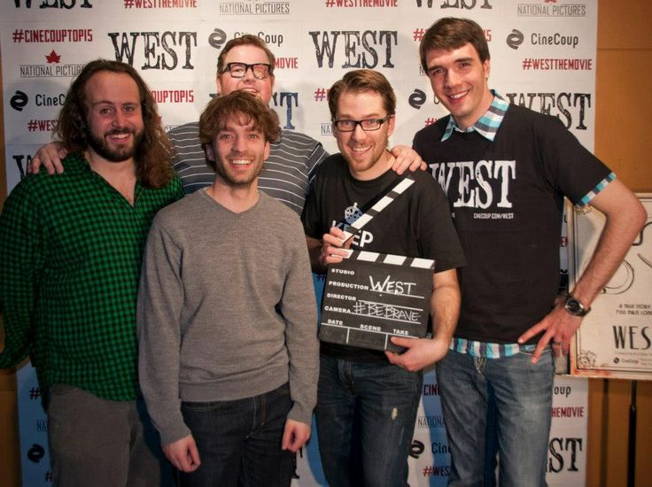 Twitter / Westthemovie: @CineCoup Film Accelerator A pic of some members ...