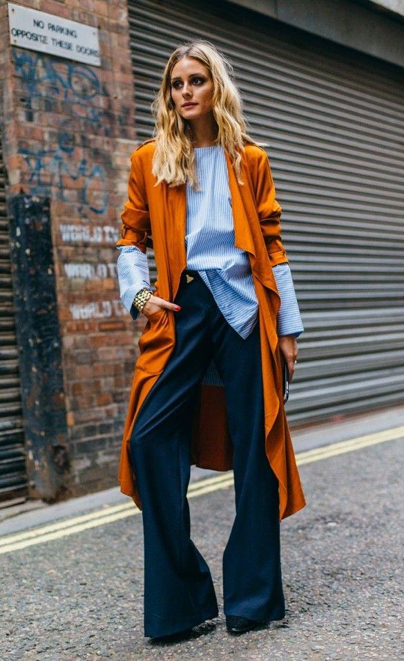 El estilo de Olivia Palermo en fashion week