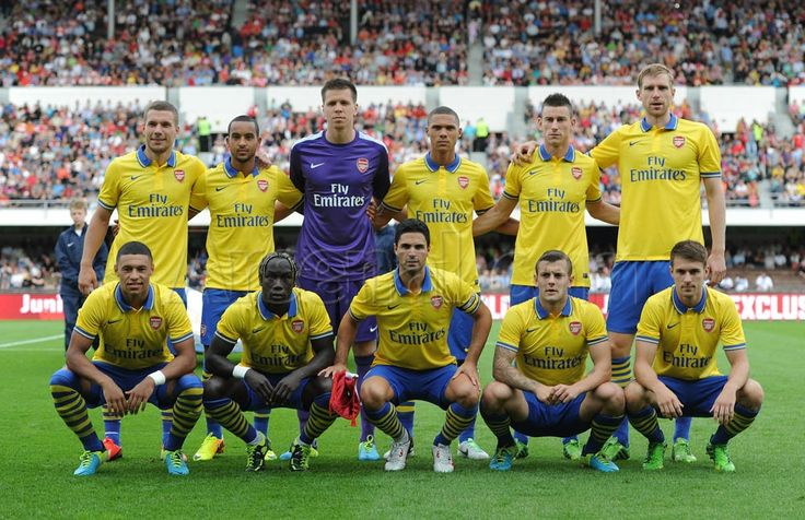 Starting XI vs Manchester City in Finland.