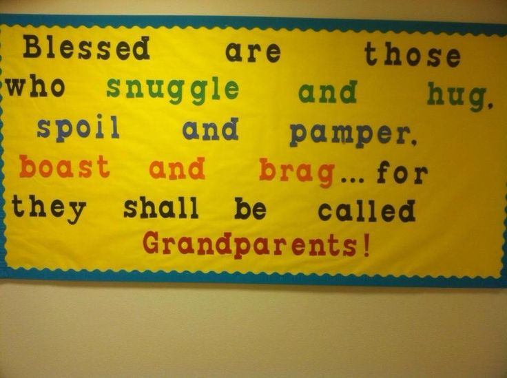 Grandparents Day at First Coast Christian School :)
