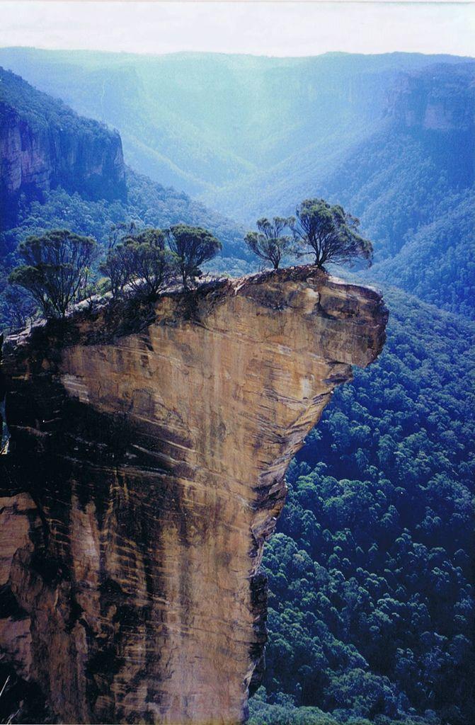 Hanging Rock, Baltzer Lookout, Blackheath NSW