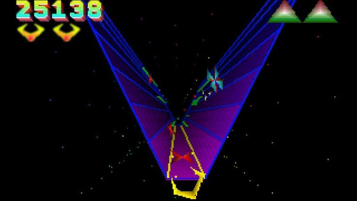 Tempest 2000 successor TxK in development for PlayStation Vita, says JeffMinter   Polygon