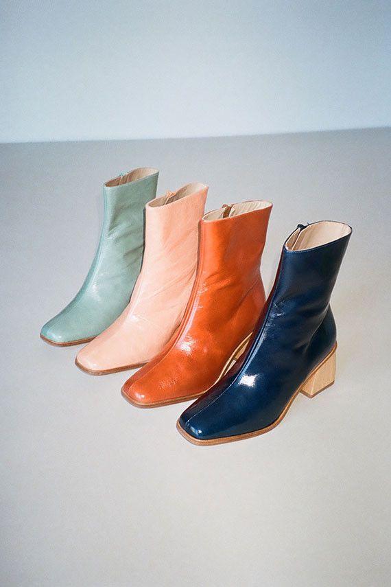 e8ba582cc9 Paloma Wool - Caoba Emilia Boot | BONA DRAG Paloma Wool, Wool Shoes, Leather