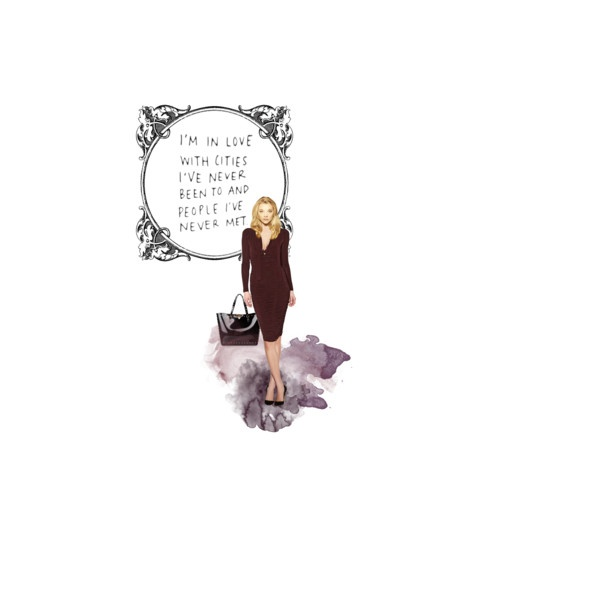 """we are all boring. we are all spectacular."" by strumpet on Polyvore"