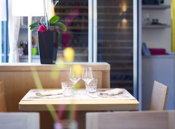 Jean Louis Iratzoki's Emea table in The Ttotta restaurant