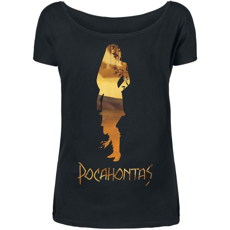 In The Woods - T-shirt från Pocahontas