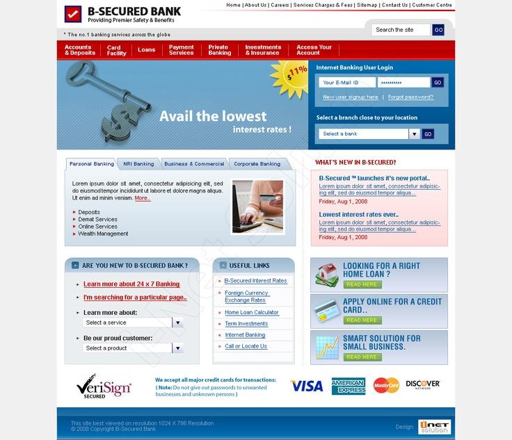 B-Secured Bank Script