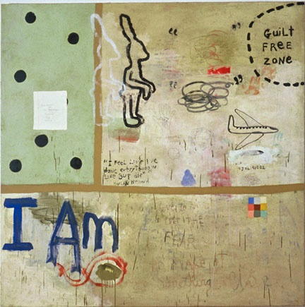 Threads of a story: Squeak Carnwath.