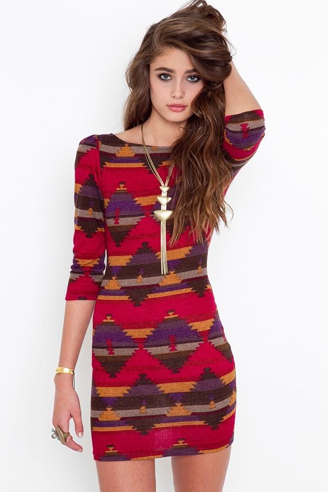 Indian Summer Dress
