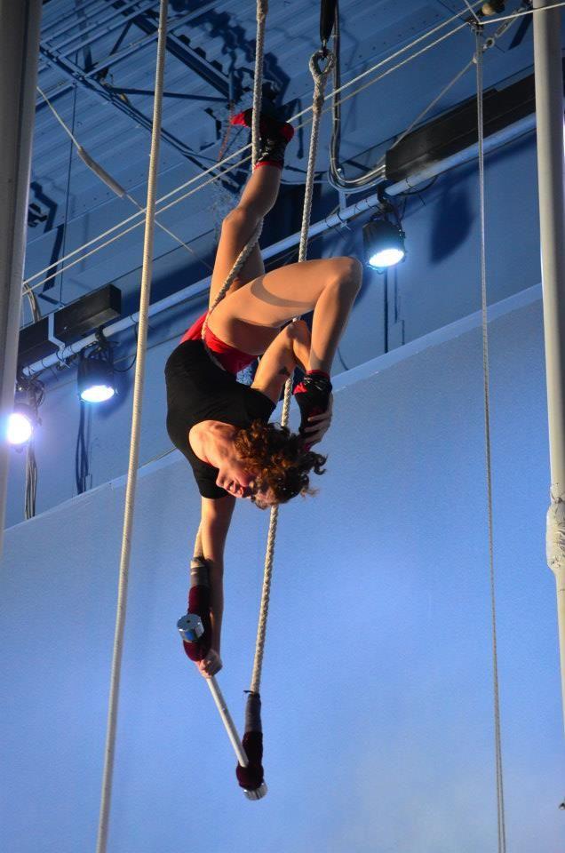Static trapeze tricks