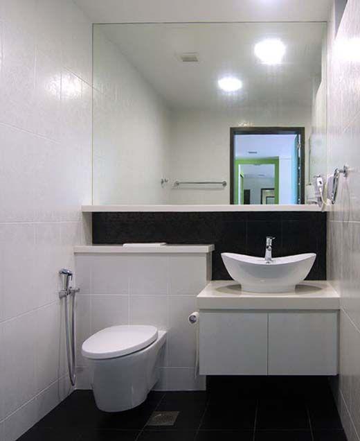 Interieur Fotospecial: Kleine badkamers - bouwenwonen.net