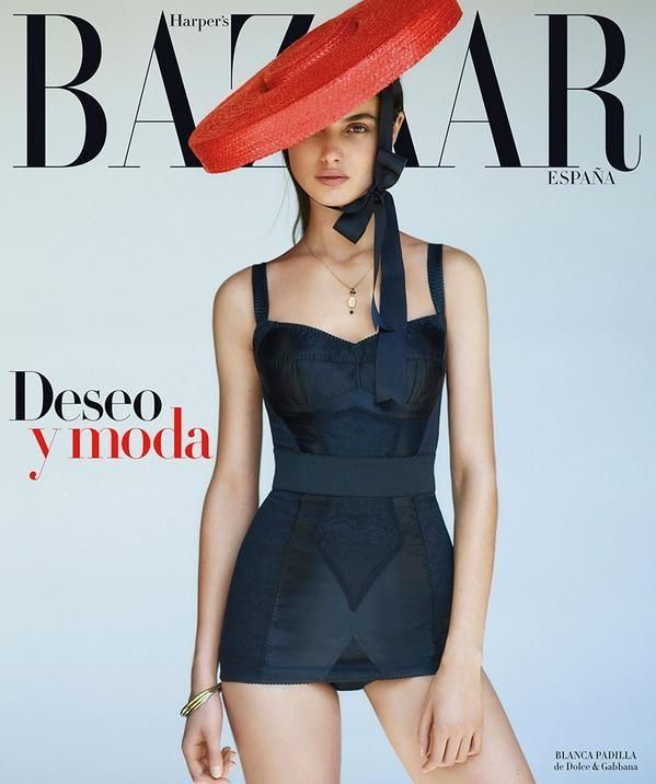 Harper's Bazaar Spain July 2015 Covers (Harper's Bazaar Spain)