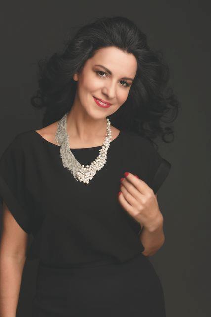 soprano Angela Gheorghiu