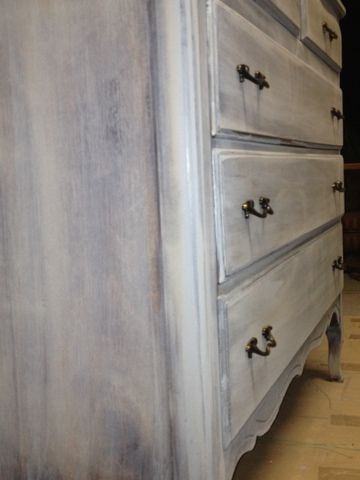 I started painting cheaply acquired old wood furniture out of necessity  more than anything  When I was in middle school. Best 25  Grey wash ideas on Pinterest   Grey washing room
