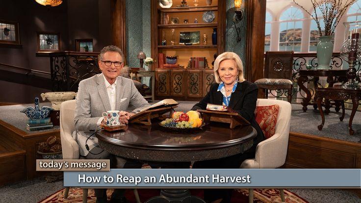 D190322 harvest abundance victorious