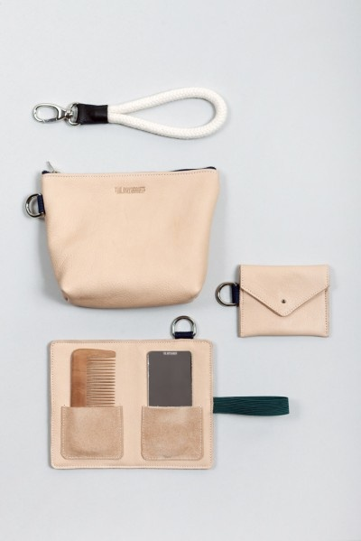 Bag 'Apparatus' Pouch. Bag 'Apparatus' Wallet. Bag 'Apparatus' Mirror. Keychain 'Apparatus'. Cosmic Collection. http://theboyscouts.com