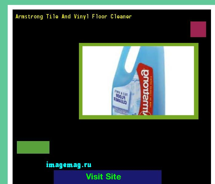 Armstrong Tile And Vinyl Floor Cleaner 100931 - The Best Image Search