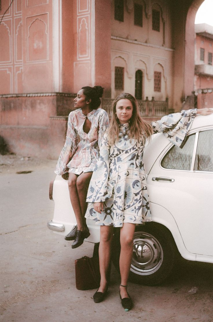Jeanne de Kroon produces the collections for her label Zazi Vintage in India. Here, she tells us about her travels and the country