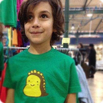 vedasaurus for kids tshirt