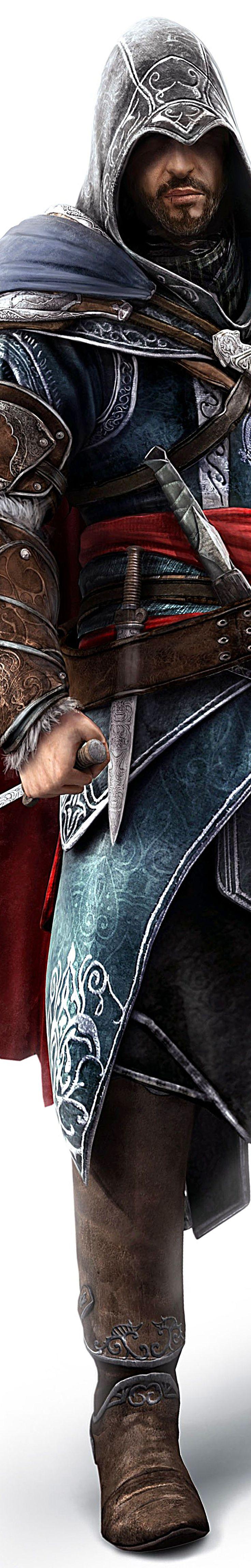 Assassin's Creed: Revelations Ezio