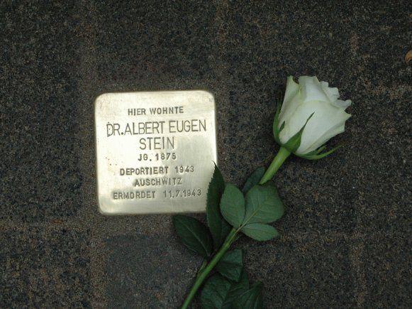 Dr. Albert Eugen Stein, WIESBADEN, Germany.