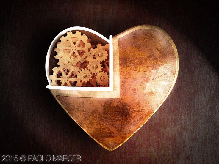 Steampunk-Heart