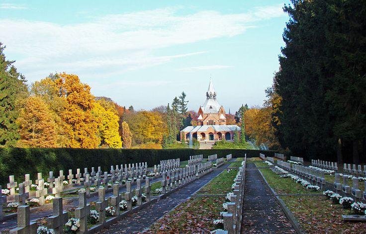 Cmentarz Centralny Szczecin  POLAND