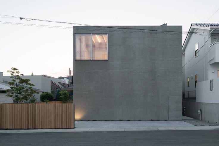 Galeria de Casa em Hyogo / Tsubasa Iwahashi|Architects - 1