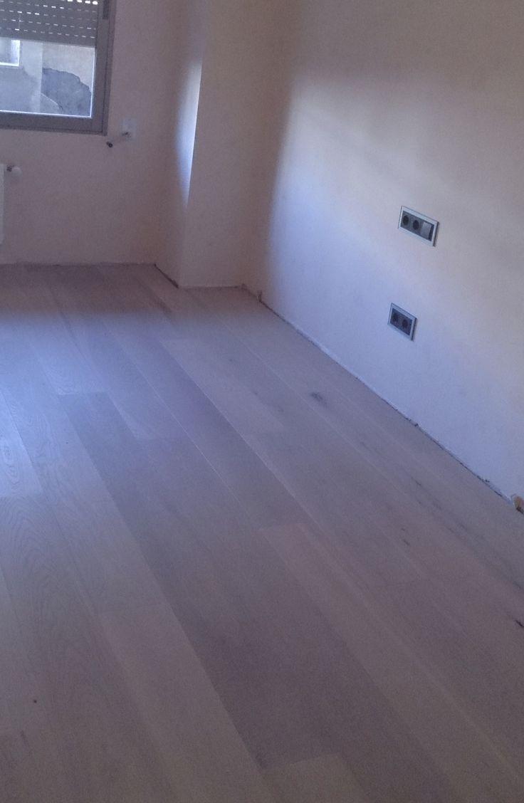 #reforma de piso con parquet de madera de Wicanders
