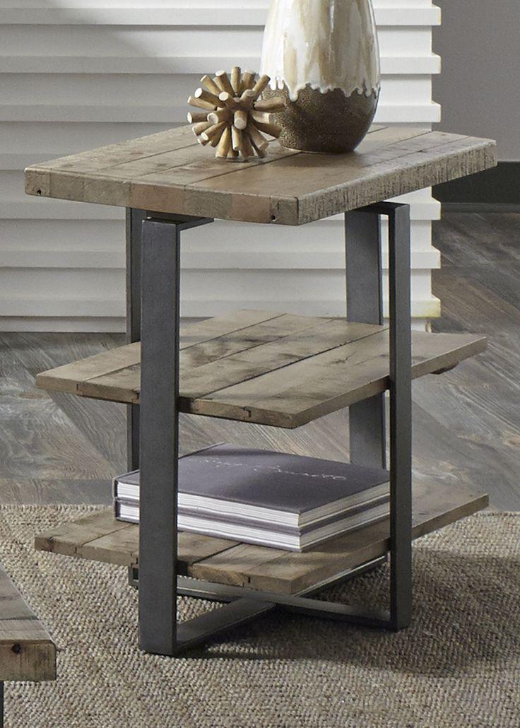 Baja Chair Side Table 214-OT1021