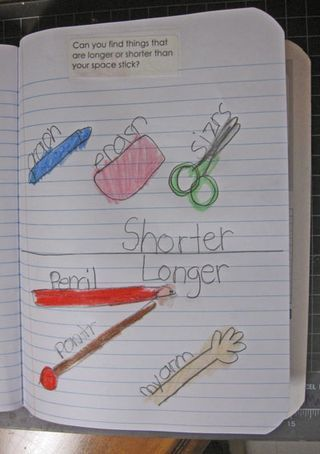 Checkout this great post on Kindergarten Lesson Plans! Great measuring lessons.