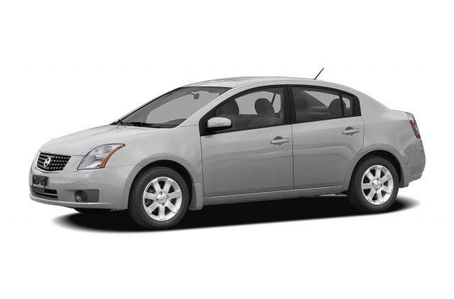 2007 Nissan Sentra, 95,583 miles, $8,400.